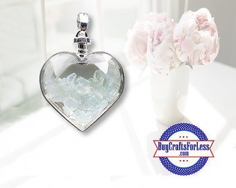 CLEARANCE Crystal Pendant, Reiki Natural Aquamarine +99centShipping & Discounts*