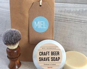 Craft Beer Shaving Set