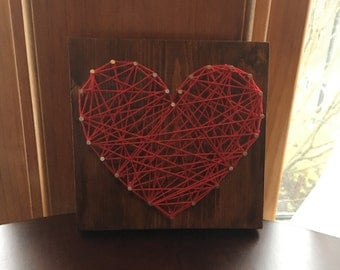 Custom Heart Square