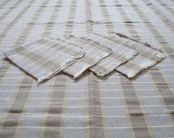 03-01-122-009 - Hand Made Table Cloth - ( medium )