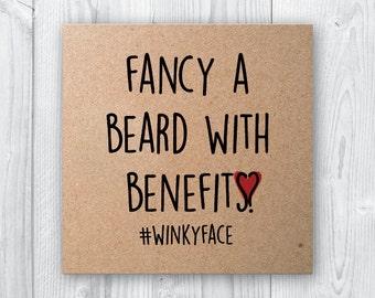 Beard with benefits