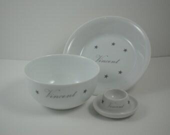 Classic grey newborn gift set