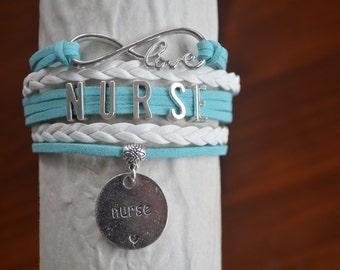 Nurse Gift - Nurse Bracelet – Nursing Gift -Nursing Bracelet- Perfect Gift for Nurses