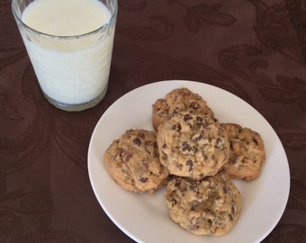 Shipley's Gourmet Chocolate Chip Cookies
