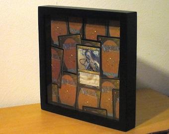 Magic: the Gathering display case (single card)