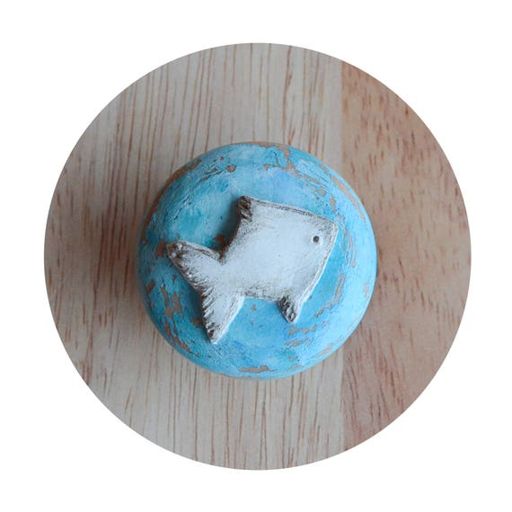 Rustic turquoise drawer knobs beach decor knobs beach for Turquoise door knobs