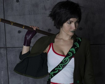 Beyond Good and Evil Jade cosplay costume