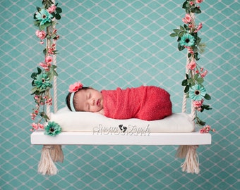 Newborn Swing Prop, Photography Swing Prop, Swing Photo Prop, Photography prop