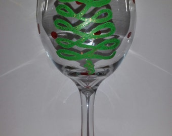 Hand Painted Wine Glasses!!!!!!