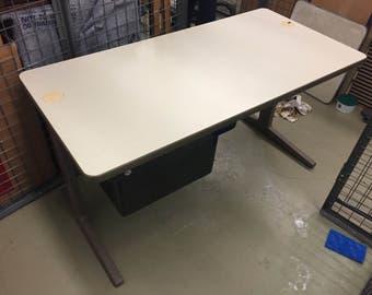 Mid-Century Action Office Desk for Herman Miller