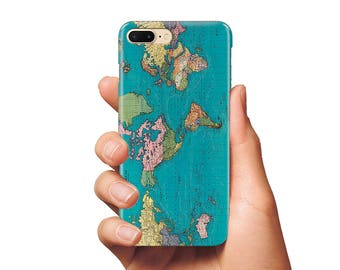 Vintage map case i phone map case  journey case i phone 6 s cover i phone 7 cover i phone 6 Plus cover i phone 7 Plus cover case iPhone case
