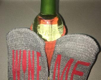 Wine Me Socks/Free Shipping