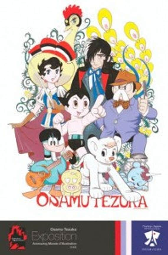 Post Ozama Tezuka