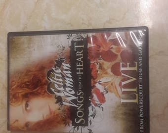 Celtic woman songs from the heart live dvd