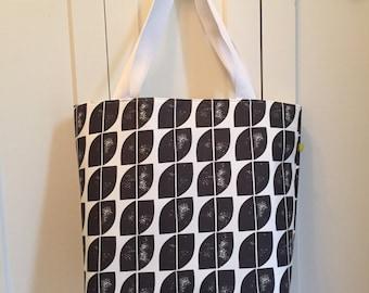 Large or medium tote bag - custom made