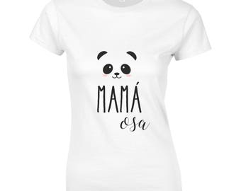 Personalized t-shirts, t-shirt with phrase, female shirt, shirt short sleeve, t-shirt mother and children, cool t-shirts