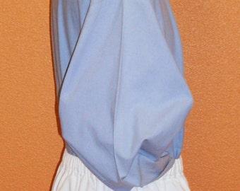Blue Man costume, ref: F12, F13, F14, one-size-fits-all.