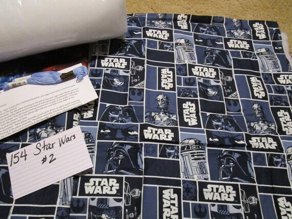 Star Wars 2 - Pillow Quilt Kit