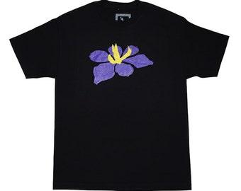 Purple Triangle Lotus