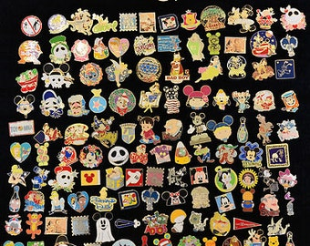 15 Genuine Disney Trading Pins