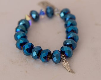Color Me Blue Bracelet