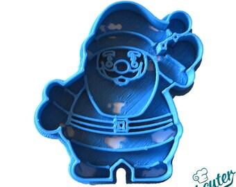 Santa Claus Body Cookie Cutter