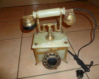 Vintage Marble base Phone