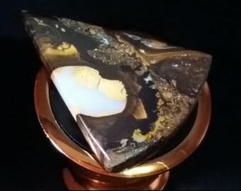 Boulder Opal 43mm x 35mm x 7mm  67.60ct M44