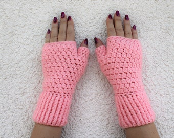 Womens Fingerless Gloves, Fingerless Gloves, Fingerless Mittens, Crochet Fingerless Gloves, Knitted Mittens, Mittens, Crochet Mittens