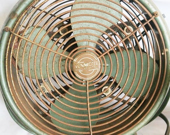 SALE! 25% discount. Fans with non-working Heat option, Vintage