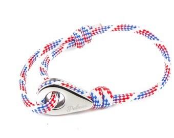 PARIS Men Engraved Bracelet For Women Engraved Bracelet Black Engraved Bracelet Leather Engraved Leather Bracelet For Brother nautical homme