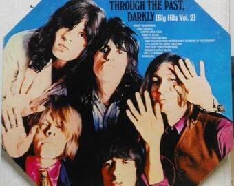 Rolling Stones Lp Through The Past Darkly Vol 2 Jagger Richards London