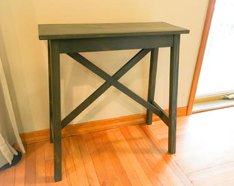 Plant stand/ small console table