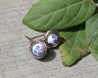 """The """"Tinies"""" Collection Drop Nest Earrings"""