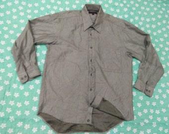 vintage SISSY KANSAI YAMAMOTO designer shirt size M