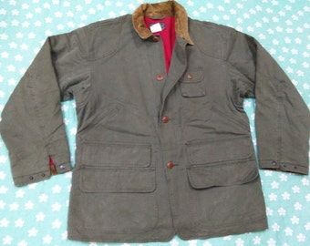 vintage POLO COUNTRY ralph lauren jacket size M made in singapura