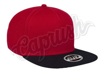 Custom Hats For Fitness Brands Embroidered in 3D Puff.