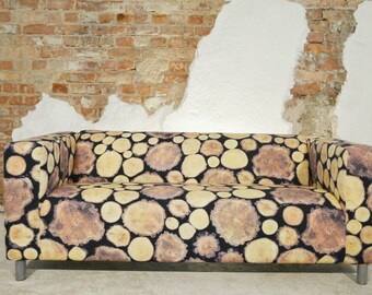 2 seat IKEA Klippan slipcover