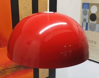 2x1980s Danish pendent lights