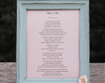 Special Graduation Gifts From Mother To Daughter : ... Graduation Gift from Mother to Son or Daughter Personalized Custom
