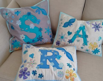 Personalised Initial Cushion
