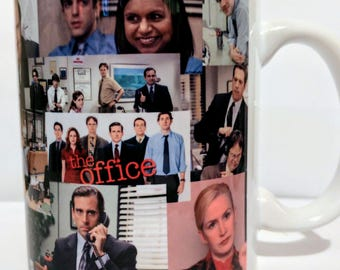 THE Office coffee MUG, the office coffee cup, the office TV show