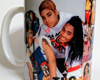 Tlc coffee mug