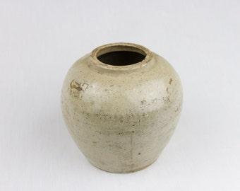Clay Vase Flower Vase  Small Vase  Floral