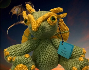 Gideon the Dragon