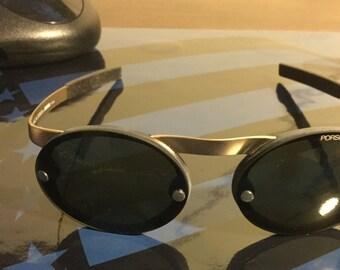 Vintage 90's Porsche Design Sunglasses  DF 4215