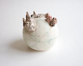 Mountain hut - ceramics