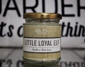 Little Loyal Elf  |  Harry Potter inspired Candle  |  Book Lovers, Book Inspired Candle, Literary Gift, Bookworms, Bookish Candle