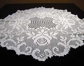 crocheted miles