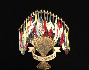 CORO Emblem of the Americas